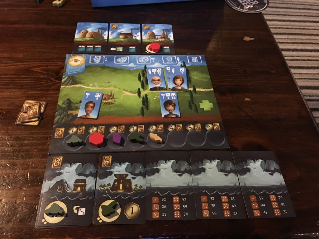 Above and Below by Red Raven Games