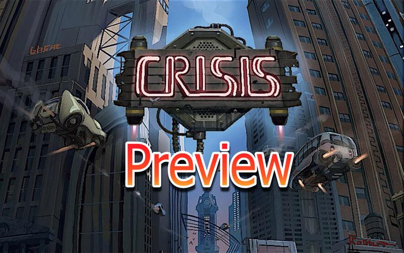 Crisis preview 2