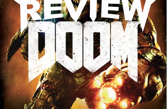 DOOM the new Board Game, 20% a Review, 80% one Big Moan.
