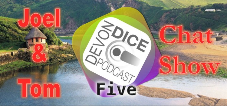 5. Devon Dice Podcast chat show