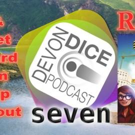 7. Devon Dice Podcast, Quadropolis Review