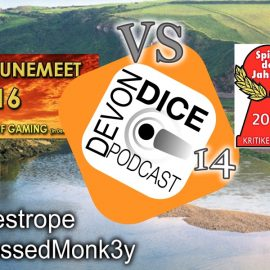 14. Devon Dice Podcast – Runemeet vs the Spiel Des Jahres Nominees