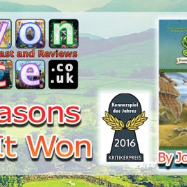 Isle of Skye… A Kenner-Spiel winner?