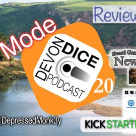 20. Devon Dice Podcast, Solo Mode
