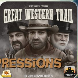 First impressions of Great Western Trail…
