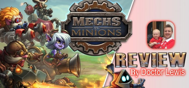 Mech vs Minions Review