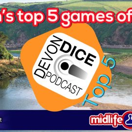 The Midlife Gamer Top 5 Games of 2016