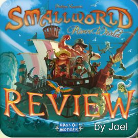Small World River World Expansion Review