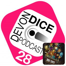 28 part 1 Devon Dice ORE-SOME Interview with Sarah Kennington