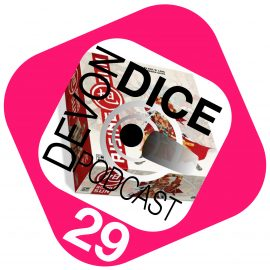 29 Devon Dice podcast The Rising Xan,
