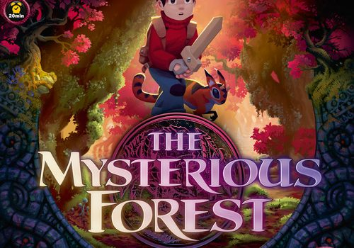 The Mysterious Forest Review By Joel and Isaac Wright