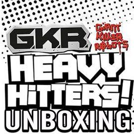 GKR Heavy Hitters Unboxing by Joel