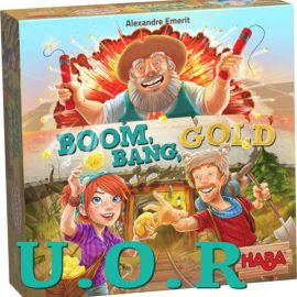 UOR Boom, Bang Gold by Joel and Isaac Wright