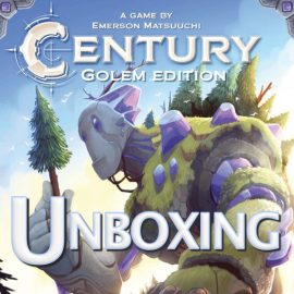 Century: Golem Edition Unboxing by Lewis Jones
