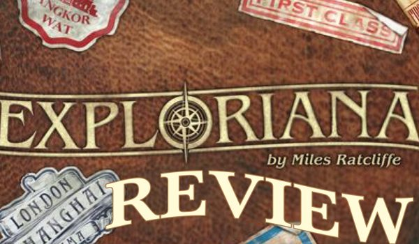 Exploriana Review  By Micheal Verde