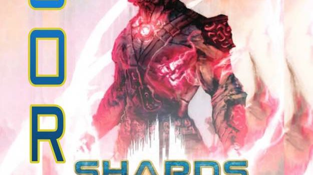 Shards Of Infinity O.U.R by Joel Wright