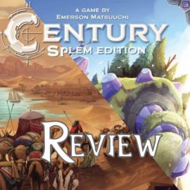 Review of Century: Spiced Golem By Dr Lewis Jones