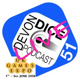 51 DDP Live From The UK Games Expo 2018