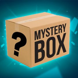 Unboxing The Amazing Mystery Box