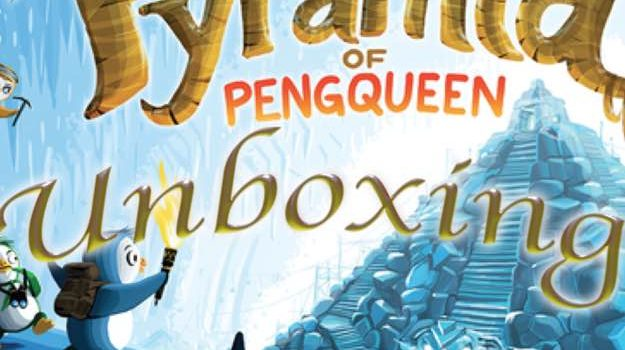 Unboxing Pyramid of Pengqueen by Joel  and Isaac