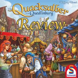 Die Quacksalber von Quedlinburg Review By Lewis Jones