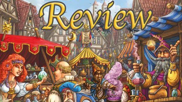 Die Quacksalber von Quedlinburg Review By Lewis Jones
