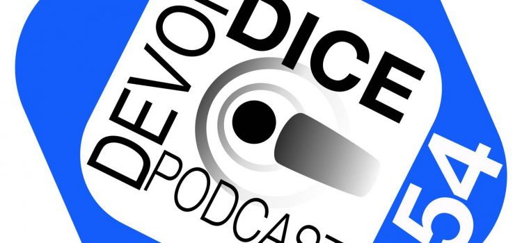 54. Does Size Matter? Devon Dice Podcast.