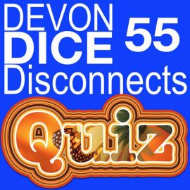 55. The First Devon Dice Disconnects Pub Quiz Featuring Fiona from The Game Shelf