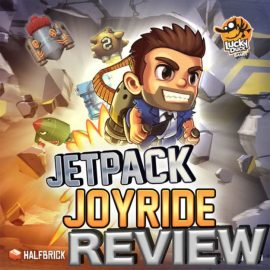 Jetpack Joyride Review By Joel Wright