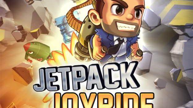 Jetpack Joyride Review By Joel Wright