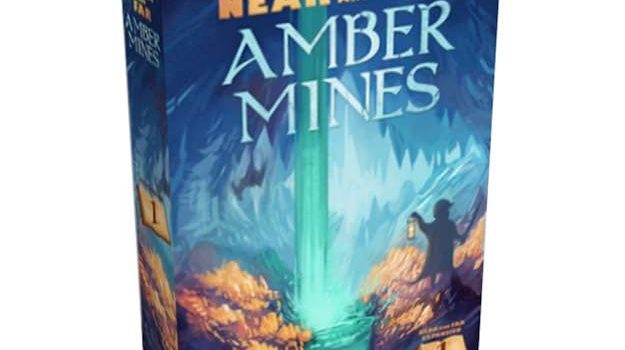 Near and Far: Amber Mines Unboxing By Lewis Jones