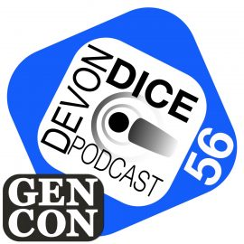 56. DDP Gen Can't Be Arsed, The Gen Con 2018 Episode.