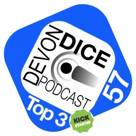 57. DDP Top 3 Kickstarter, Backed, Received and Played