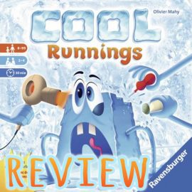 UOR Cool Runnings By Joel Wright (Unboxing, Rules and Review)