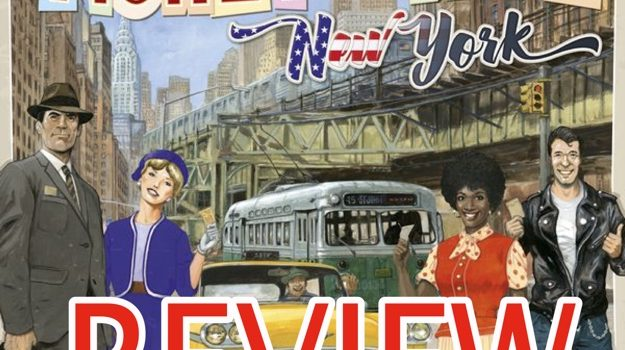 Ticket to Ride: New York By Joel Wright