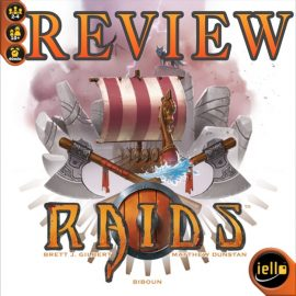 Raids Review by Dr Lewis Jones