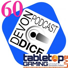 60. DDP TableTop Game Live, Pandemic Fall of Rome, Keyforge, Monumental