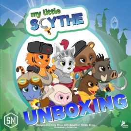 Unboxing My Little Scythe by Joel Wright