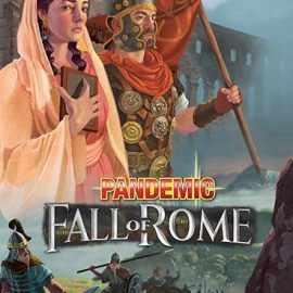 Pandemic: Fall of Rome, play-through and first thoughts by Joel