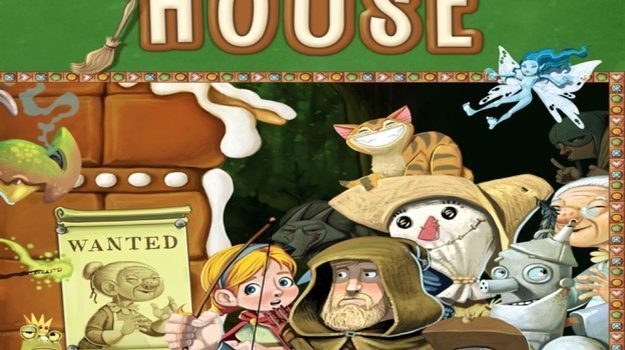Gingerbread House Play-through and Review by Joel Wright @TTG LIVE