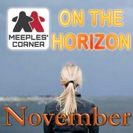 November: On the Horizon