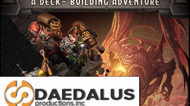 Make up and Review Deadalus Insert for Clank! by Joel
