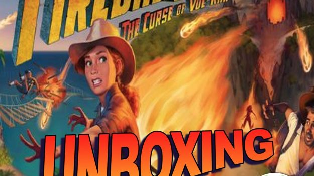 Unboxing Fireball Island Kickstarter Ed and Expansions By Joel