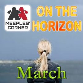 On The Horizon March 2019