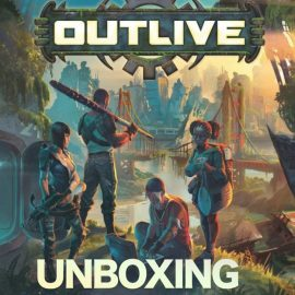 Outlive Unboxing By Joel Wright