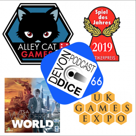 66. DDP The UKGE Preview show 2019