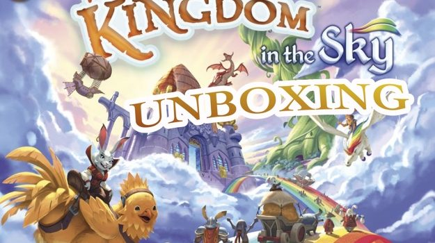 Unboxing Bunny kingdom In The Sky Expansion By Joel