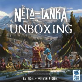Unboxing Neta-Tanka Deluxe Edition By Joel
