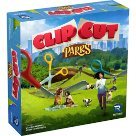 Renegade Games bring out the Firs​t Roll 'n' Cut Game.