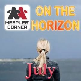 On The Horizon – July 2019